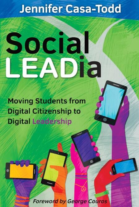 Socia-Leadia book cover