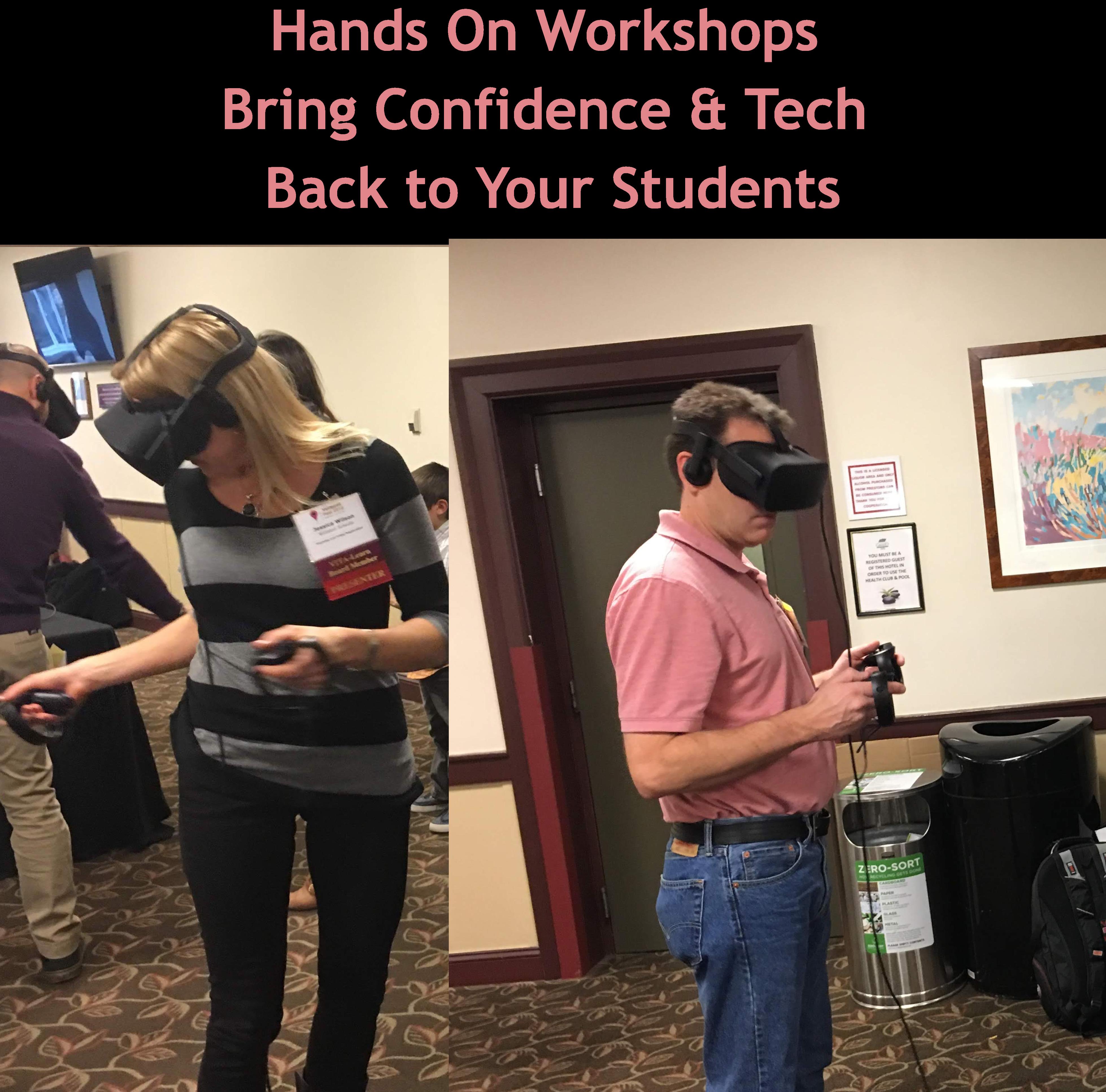 VR workshpo